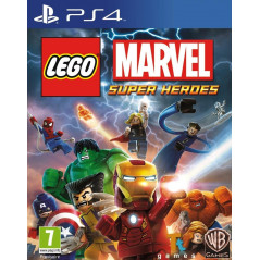 LEGO MARVEL SUPER HEROES P4 VF