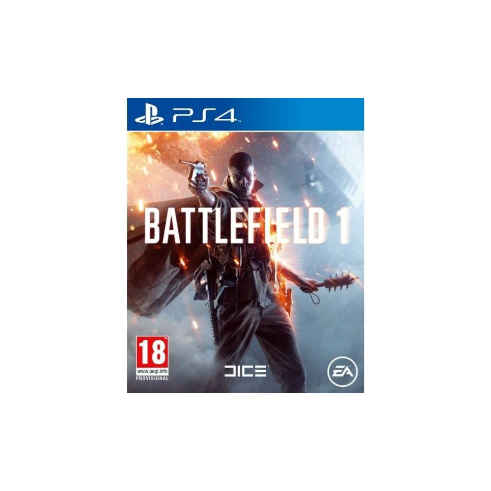 BATTLEFIELD 1 PS4 FR NEW