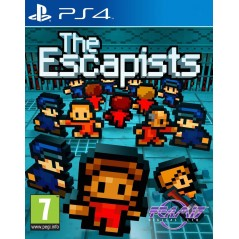 THE ESCAPISTS PS4 VF