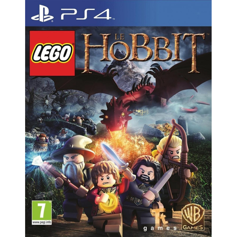 LEGO LE HOBBIT PS4 VF