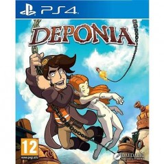 DEPONIA PS4 EURO NEW