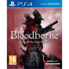 BLOODBORNE GOTY PS4 FR NEW