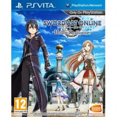 SWORD ART ONLINE : HOLLOW REALIZATION PS4 FR NEUF