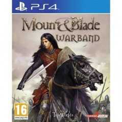MOUNT AND BLADE WARBAND EURO PS4 NEW