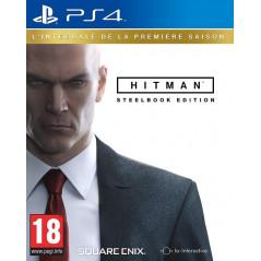 HITMAN L INTEGRALE SAISON 1 STEELBOOK PS4 FRANCAIS NEW