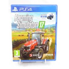 FARMING SIMULATOR 17 PS4 FRANCAIS OCCASION