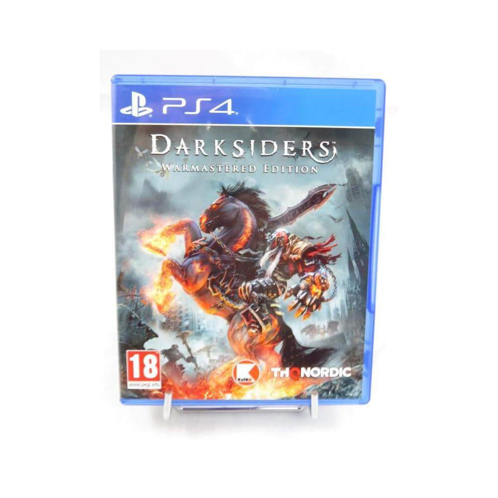 DARKSIDERS WARMASTERED EDITION PS4 EURO OCCASION