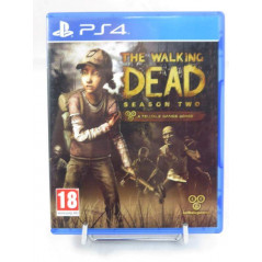 THE WALKING DEAD SEASON TWO A TELLTALE GAMES SERIES PS4 ANGLAIS OCCASION