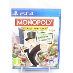 MONOPOLY DELUXE PS4 FR OCCASION