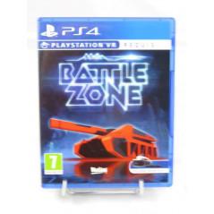BATTLE ZONE PS4 FRANCAIS OCCASION