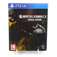 MORTAL KOMBAT X ED.SPECIAL PS4 FR OCCASION