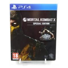 MORTAL KOMBAT X ED.SPECIAL PS4 FR OCCASION