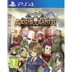 AEGIS OF EARTH PS4 VF