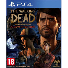 THE WALKING DEAD TELLTALE SERIES A NEW FRONTIER PS4 FRANCAIS NEW