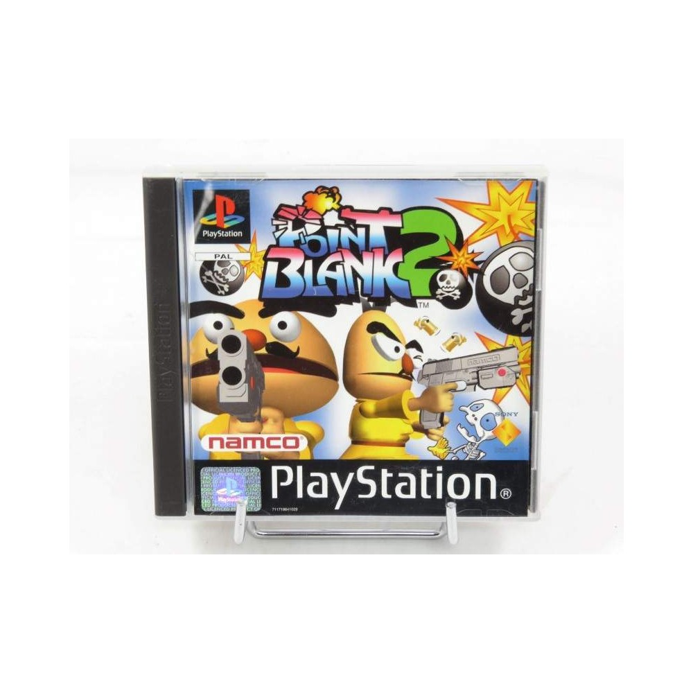 POINT BLANK 2 PS1 PAL-EURO OCCASION