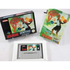 MICHAEL JORDAN : CHAOS IN THE WINDY CITY SNES PAL-FAH OCCASION