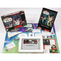 SUPER STAR WARS (+ POSTER) SNES NTSC-USA OCCASION
