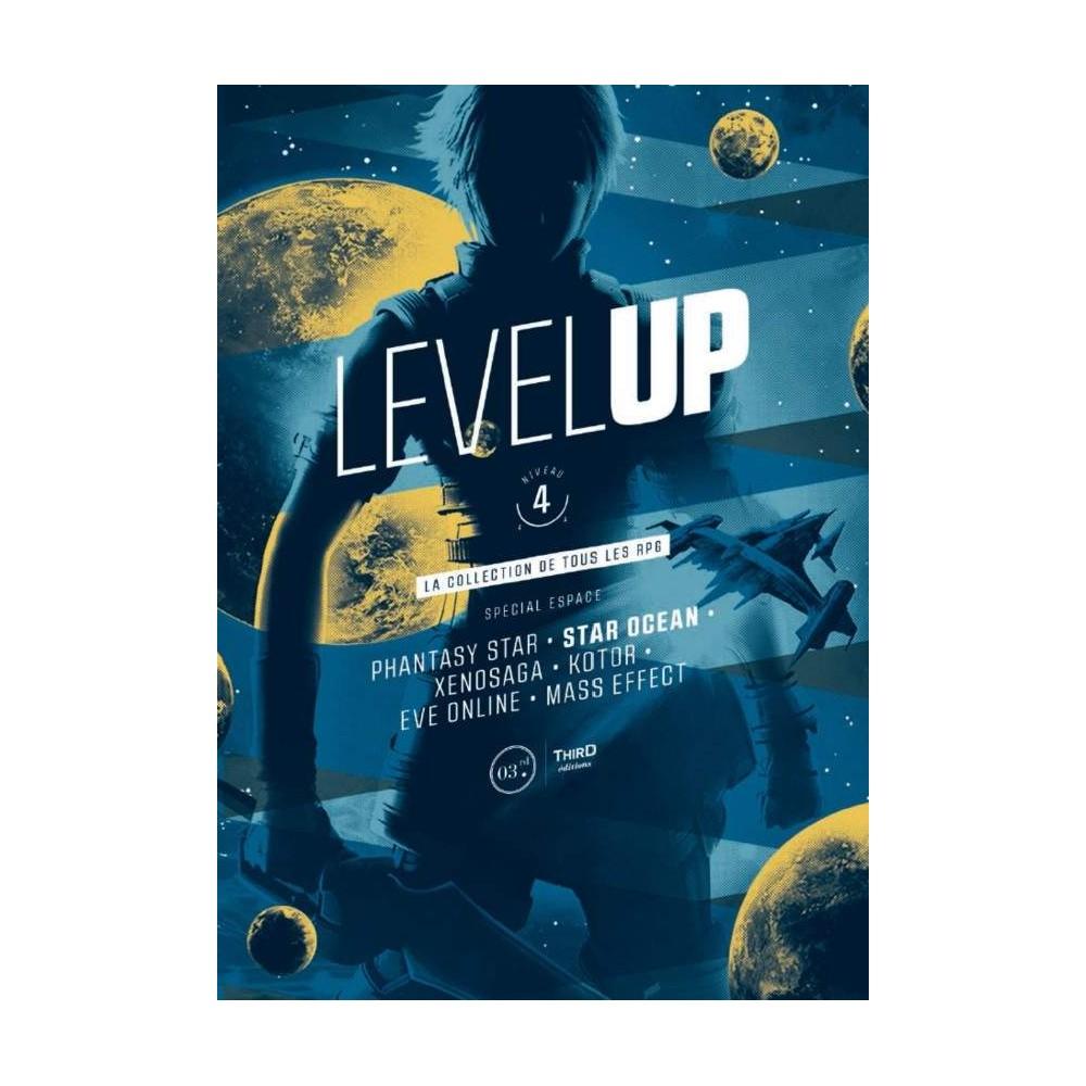 LEVEL UP LA COLLECTION DE TOUS LES RPG VOLUME 4 FRANCAIS NEW
