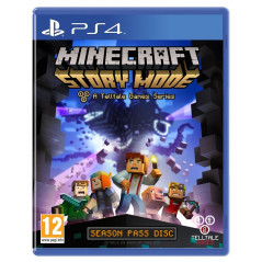 MINECRAFT STORY MODE PS4 UK