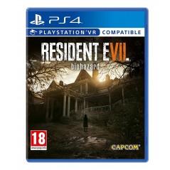 RESIDENT EVIL 7 PS4 EURO FRANCAIS NEW