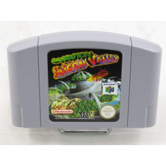 SPACESTATION SILICON VALLEY N64 PAL-EUR LOOSE
