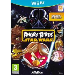ANGRY BIRDS STAR WARS WIIU VF