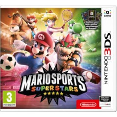 MARIO SPORTS SUPERSTARS + 1 CARTE AMIIBO 3DS FRANCAIS NEW