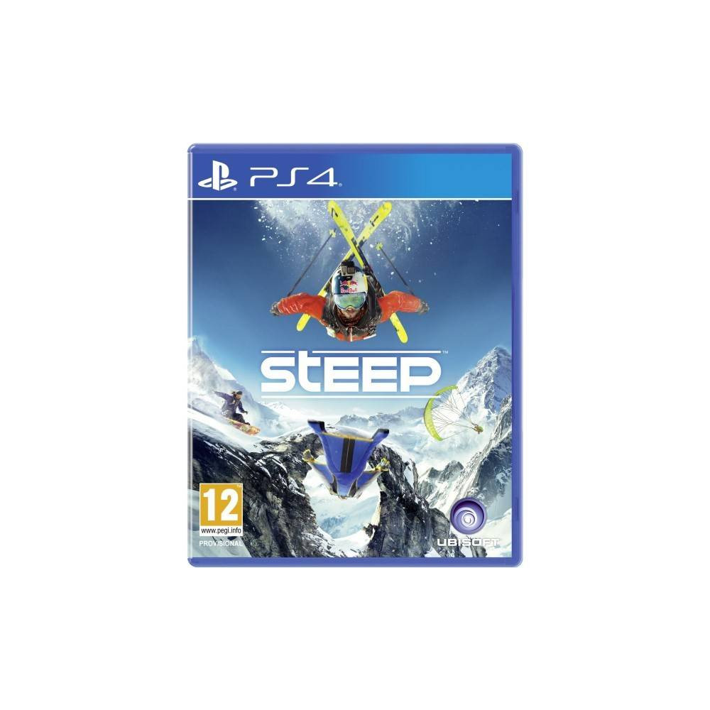 STEEP PS4 ANGLAIS OCCASION