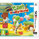 POOCHY & YOSHI S WOOLLY WORLD 3DS ANGLAIS NEW