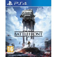STAR WARS BATTLEFRONT PS4 UK NEW