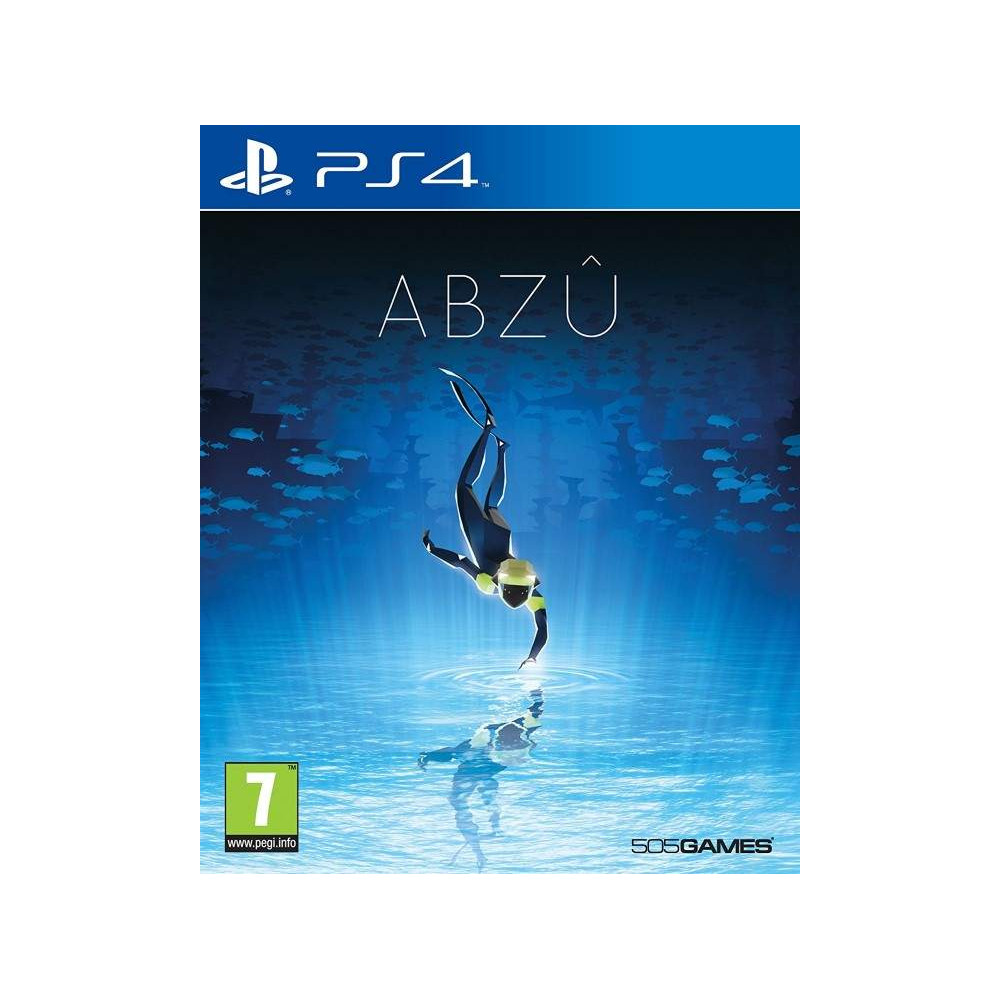 ABZU PS4 ANGLAIS NEW