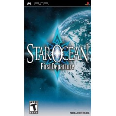 STAR OCEAN : FIRST DEPARTURE PSP USA OCCASION