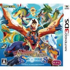 MONSTER HUNTER STORIES 3DS NTSC-JPN OCCASION
