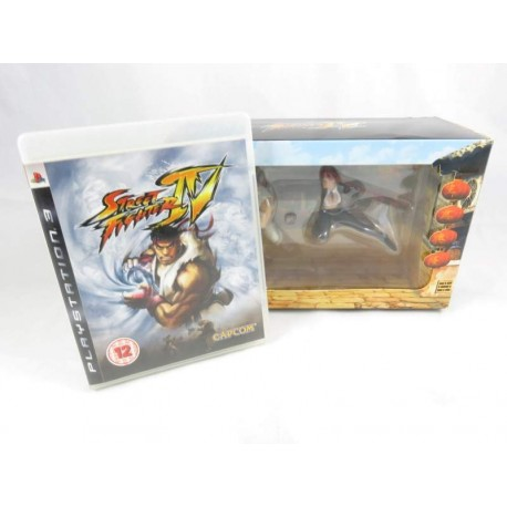 STREET FIGHTER IV COLLECTOR S EDITION PS3 UK OCCASION