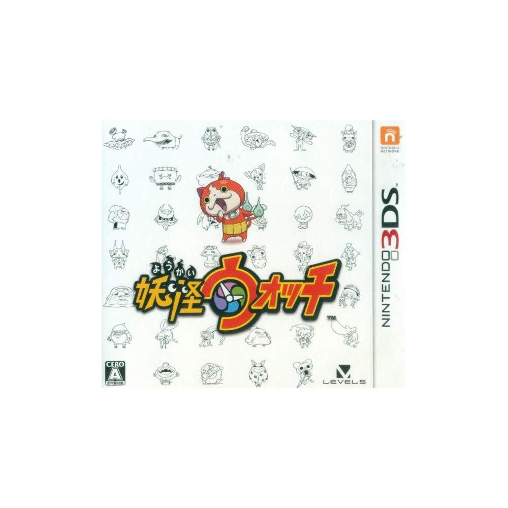 YOUKAI WATCH 3DS JAPONAIS OCCASION