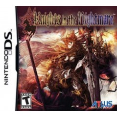 KNIGHTS IN THE NIGHTMARE NINTENDO DS USA NEW