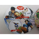 STREET FIGHTER V RYU CAN TIN HOLDER JAPAN NEW