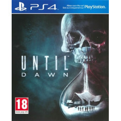 UNTIL DAWN PS4 EURO FRANCAIS NEW