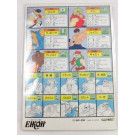CAHIER SUPER STREET FIGHTER II THE NEW CHALLENGERS SUN-STAR EIKOH JAPAN OCCASION