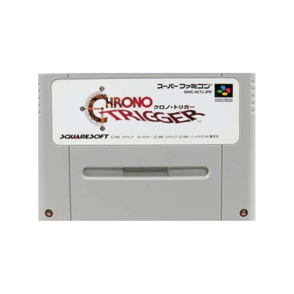 CHRONO TRIGGER SFC NTSC-JPN LOOSE