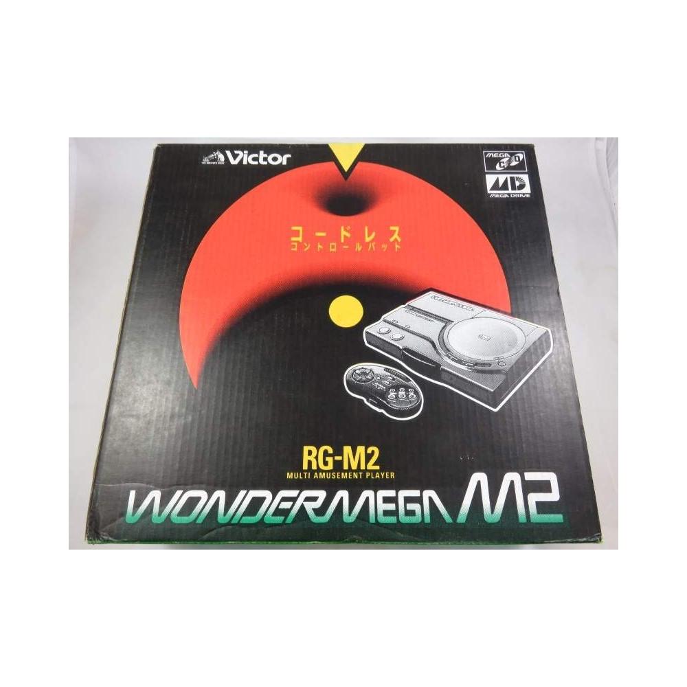 CONSOLE VICTOR WONDERMEGA RG-M2 NTSC-JPN (NEAR MINT)