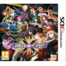 PROJECT X ZONE 2 3DS VF