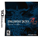 FINAL FANTASY TACTICS A2 GRIMOIRE OF THE RIFT NDS USA NEW