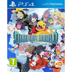 DIGIMON WORLD NEXT ORDER PS4 ANGLAIS OCCASION
