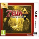 NINTENDO SELECT LEGEND OF ZELDA A LINK BETWEEN WORLDS 3DS VF
