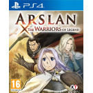 ARSLAN THE WARRIORS OF LEGEND PS4 VF