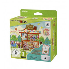 ANIMAL CROSSING HAPPY HOME DESIGNER + LECTEUR NFC 3DS FR