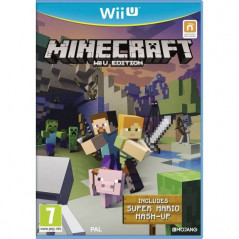 MINECRAFT WIIU EDITION WIIU PAL UK NEW