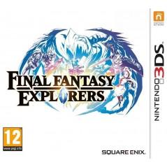 FINAL FANTASY EXPLORERS 3DS VF OCC