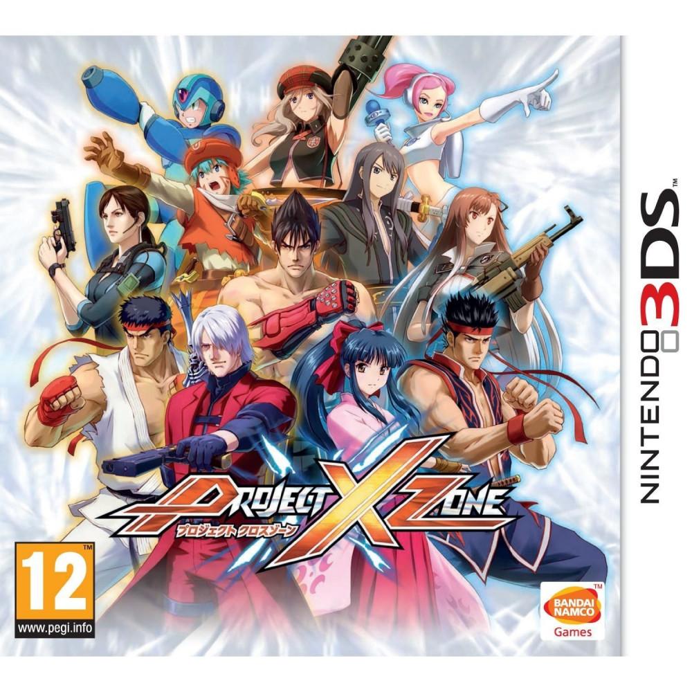 PROJECT X ZONE 3DS UK OCC